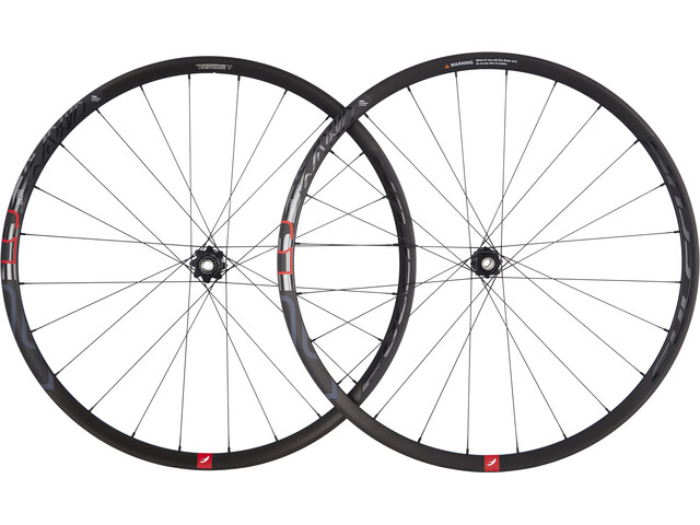 "Fulcrum Racing 5 DB Set di ruote bici da corsa 28"" 2-Way Fit Shimano CL, black/white"